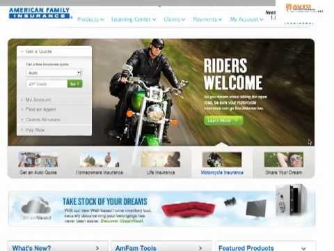 American Family Insurance Company Review - Discounts, Policies, Rates