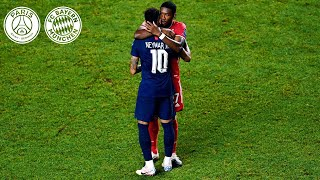 A night to remember! Highlights Paris Saint-Germain - FC Bayern