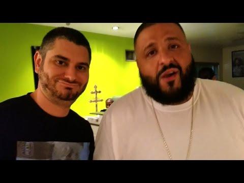 We Meet DJ Khaled