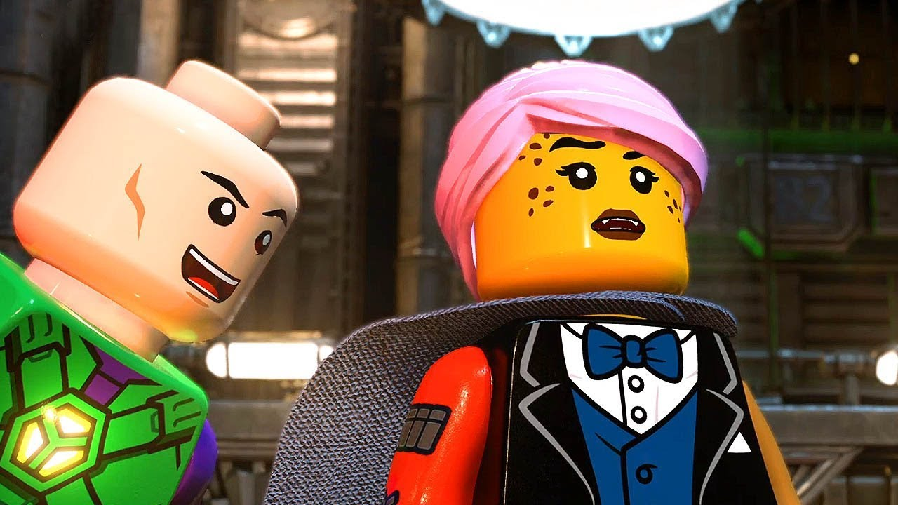 LEGO DC Super Villains - E3 2018 Gameplay Demo @ 1080p HD ✔