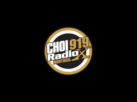 Radio X Montréal - 91,9 FM - Duhaime le midi - La ST-JEAN 2013 au Motel Royal