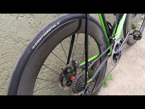 LIGHT BICYCLE CARBON WHEELS REVIEW. PT. 3 Of The SuperSix Custom Disc Wheel Build