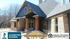 Custom Home Builder - Mt Pleasant - Longview - Tyler -Texas