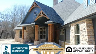 Custom Home Builder - Mt Pleasant - Longview - Tyler -Texas