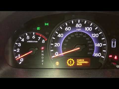 Honda How To Flashing D4 With P0700 P1758 And How T
