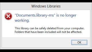 Erro library-ms não está mais funcionando! [Resolvido]