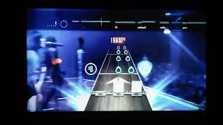 Guitar Hero Live : 30 seconds to mars the kill- Normal 100/100