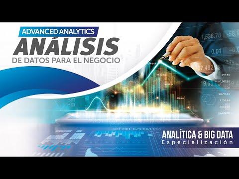 ADVANCED ANALYTICS Análisis de datos para el negocio recomendación