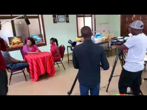 MSAMAHA KENYA behind the scenes