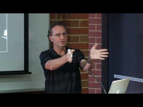 Novel Visualisation Technologies with Paul Bourke
