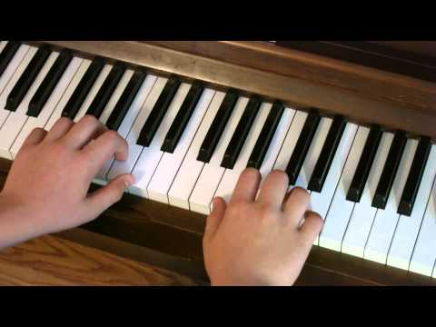 Learn to Play Piano (1) Letters of the Musical Alphabet