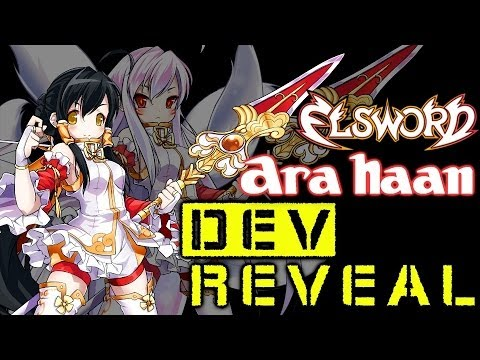 Elsword: Dev Reveal - Ara Haan