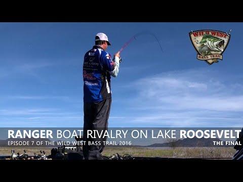 WWBT Episode 7 2016 Ranger Boat Rivalry on Lake Roosevelt Final