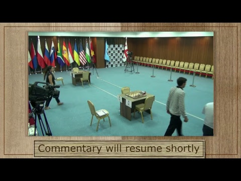 FIDE World Cup 2017 Tbilisi Semifinals Tie-breaks - PART 3