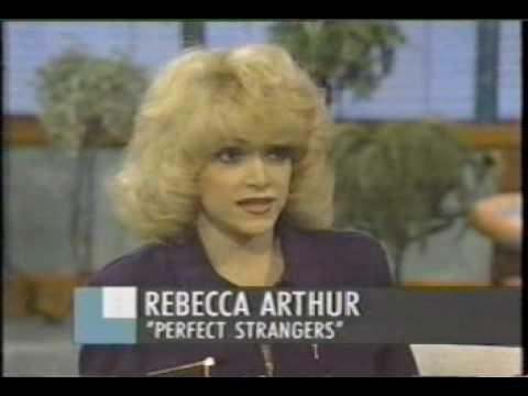 rebeca arthur married
