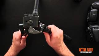 Ditch Auto: Start Shooting In Manual - Stabilization