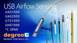 USB Airflow Sensing by degreeC