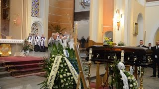Fragment kazania podczas mszy pogrzebowej Krystiana Rempały