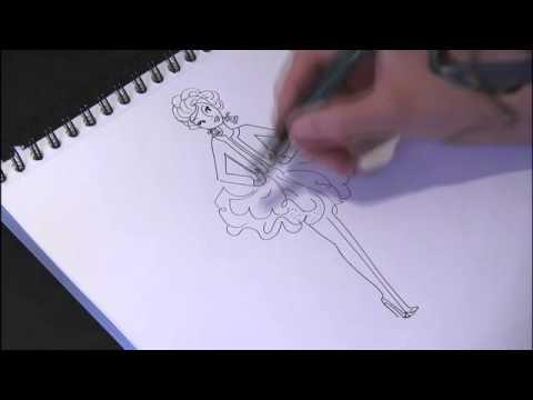 Tekening Karl Lagerfelds Verjaardag Youtube