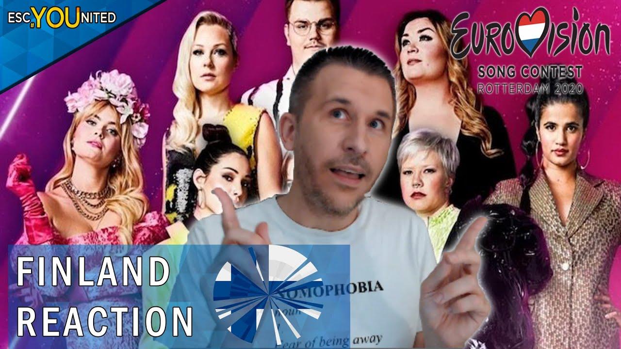 Finland Uuden Musiikin Kilpailu 2020 Reaction