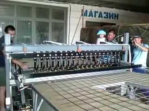 Точечная сварка , сварная сетка , станок кладочной сетки , Алматы  Бишкек