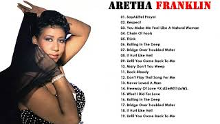 Aretha Flanklin Greatest Hits   Top 20 Best Songs Of Aretha Flanklin 2021