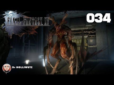 Final Fantasy XV #034 - Zegnautus Festung verlassen [XBO] Let's play Final Fantasy 15