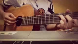 Những ngày vắng em - guitar cover failversion