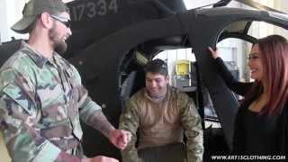 Repeat youtube video Epic Rap Battle Special Forces vs MARSOC Behind The Scenes