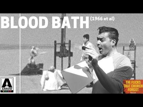 BLOOD BATH (1966) Arrow Video Blu Ray Review Roger Corman