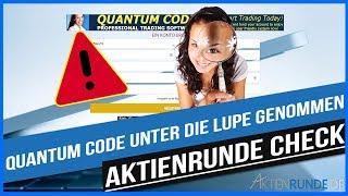 Quantum Code unter die Lupe genommen - Aktienrunde prüft