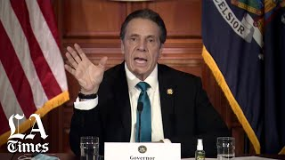 Gov. Cuomo vows to stay in office despite sexual harassment allegations