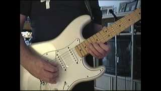 Guitar Lesson - Venus By Shocking Blue. Chords, Intro and Solo.