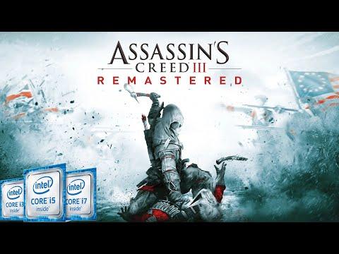 Assassin Creed III Remastered | Intel Kaby Lake (HD 620) | HD 720p |