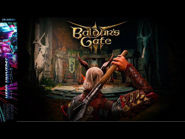 Baldur's Gate 3 - Release - Erster Eindruck - Die 1. Stunde | Waldläufer Drow ☬ [Deutsch] Livestream