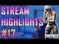 Fortnite - Stream Highlight #17 - Fixed Audio - May 2018 | DrLupo