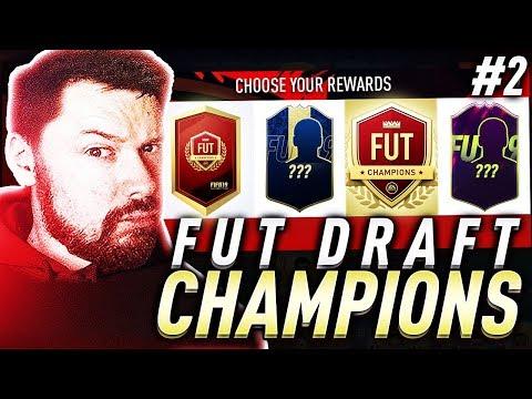 *INSANE FUT STARS CARD!* FUT DRAFT CHAMPIONS! - FIFA 19 Ultimate Team #02