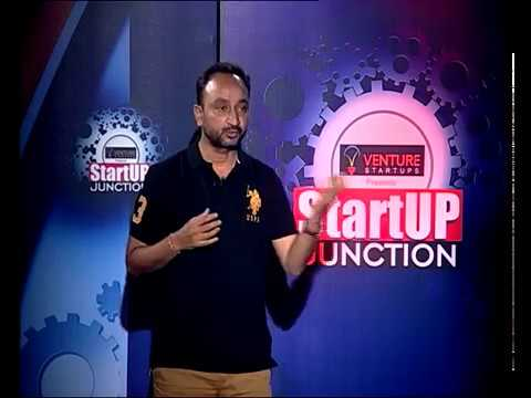 SR caspian petro chemicals India Founder Mr Sanjay Raj @ Startup Junction
