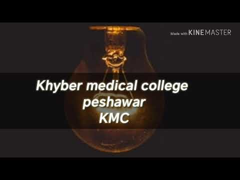 Khyber medical college Peshawar KMC