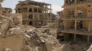 خاص - جرحى مدنيون في قصف لقوات النظام على ريف دمشق
