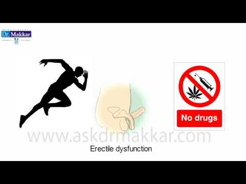 Erectile Dysfunction (#ED)Homeopathic  permanent treatment- Causes, symptoms and