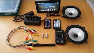 Gadgets: Car stereo, multi cha…