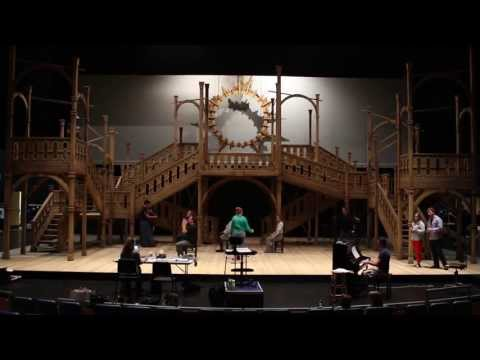 Behind the scenes of Cincinnati Opera