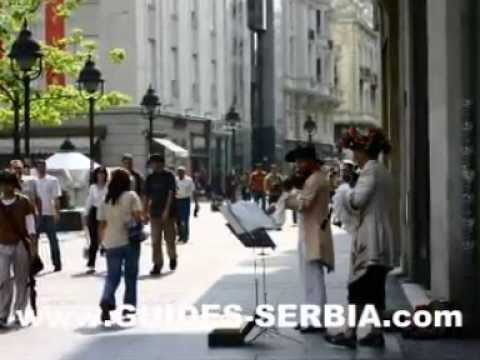 Belgrade - guided tours