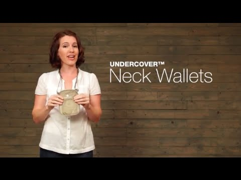 Undercover Neck Wallets | Eagle Creek
