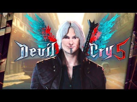 DEVIL MAY CRY 5 - ОБЗОР. ДЬЯВОЛ НЕ ИНТРИГУЕТ thumbnail