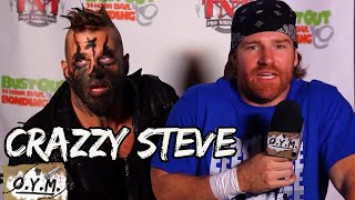CRAZZY STEVE Shoot Interview