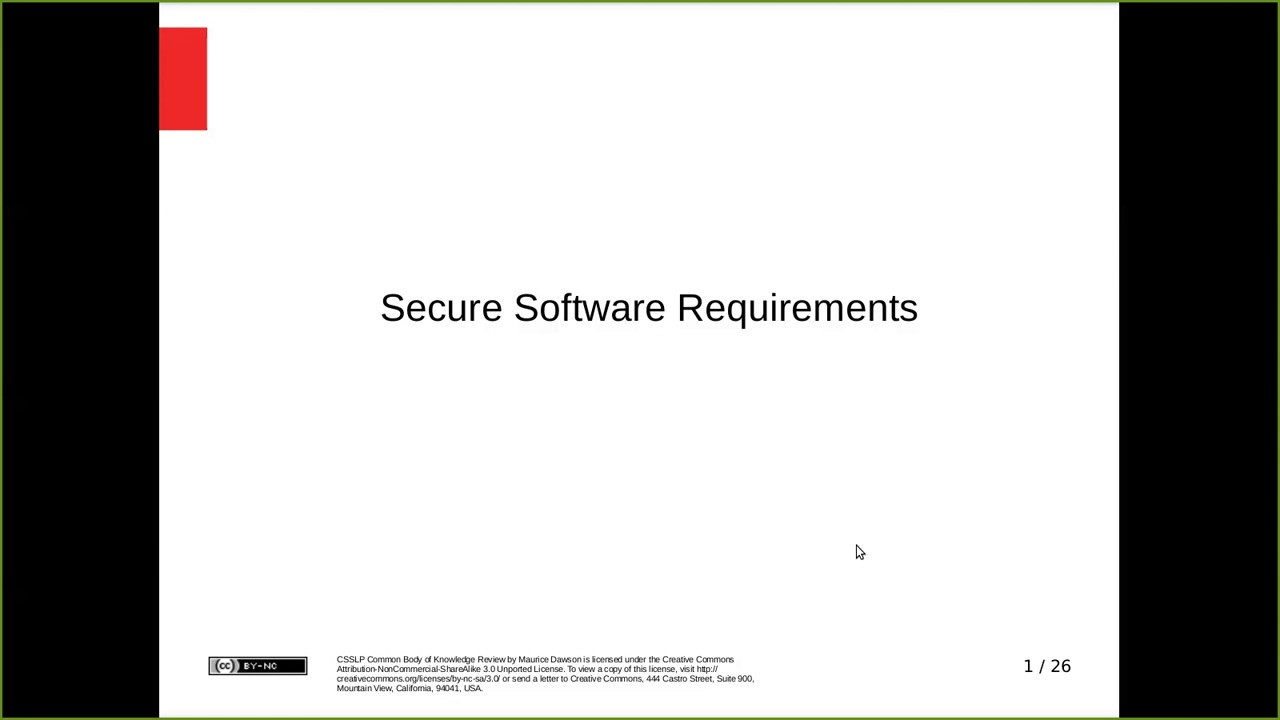 Software Specification Template