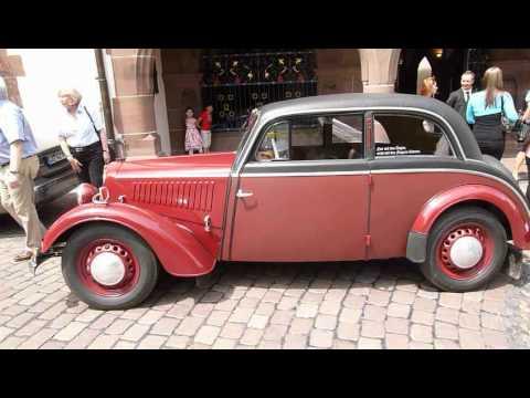 IFA DKW F8 OLDTIMER