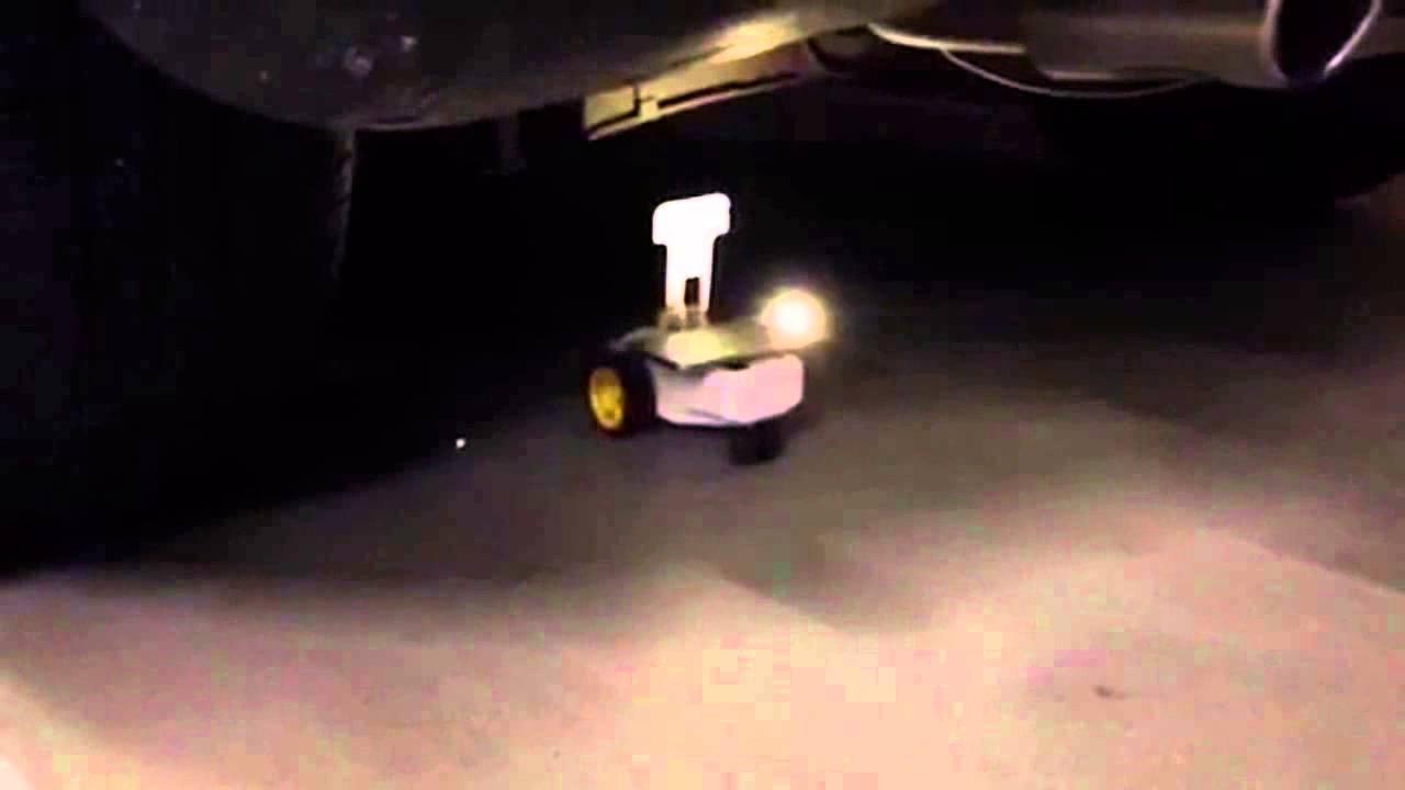 DAGi Smart Robot MoniCar demo